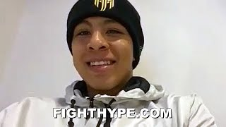 "JAIME MUNGUIA PREDICTS GERVONTA DAVIS ""WEAKNESS"" VS. SANTA CRUZ & SPENCE ""TRUTH"" VS. GARCIA"