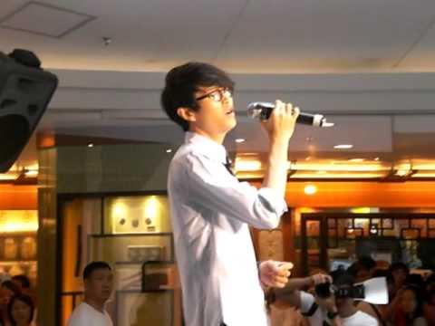 狂潮@方大同Timeless中秋節簽唱會20091003