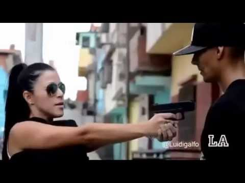 Jimena Araya deja escapar a cara e`muerto