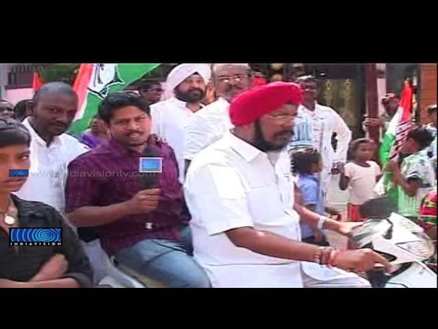 Kuldeepsingh Juneja: An exception for all MLA's with his scooter ride