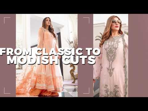 Luxury Pret Wear – Buy Women Luxury Pret in Pakistan – Mysa.pk