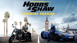 Fast & Furious Presents: Hobbs & HD