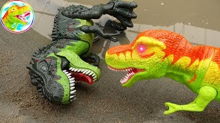 Fun dinosaurs and friends - Toy B1144C ToyTV