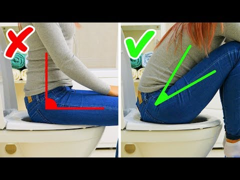 16 BATHROOM TRICKS YOU HAVE TO TRY TODAY