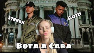 Guiu ft L7NNON - Bota a Cara - REACTION | DANI ROCHA