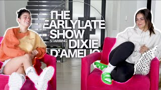 The Dixie D'Amelio Show with Addison Rae