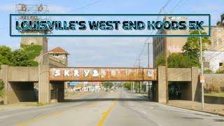 Is Louisville, Kentucky A Dangerous City? Louisville's West End Hoods 5K.