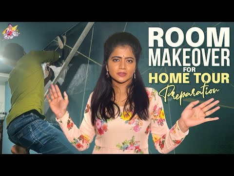 Shiva Jyothi shares room makeover video, watch it