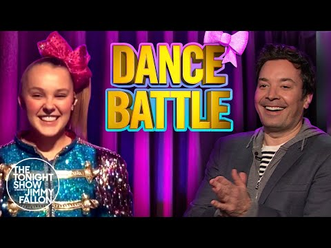 Dance Battle with JoJo Siwa