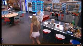 Vanessa FALLS up the stairs - FUNNY - HD - BB17
