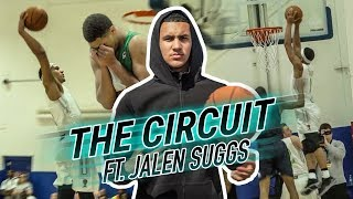 """1,000 Shots A Day... Since He Was 5 Years Old."" Jalen Suggs Is The TOUGHEST Player In The Nation!"