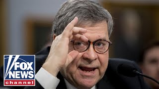 AG Barr faces second day of grilling on Capitol Hill