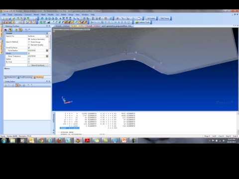 FEMAP Geometry Prep