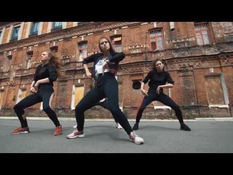 Stefflon Don - 16 Shots choreo