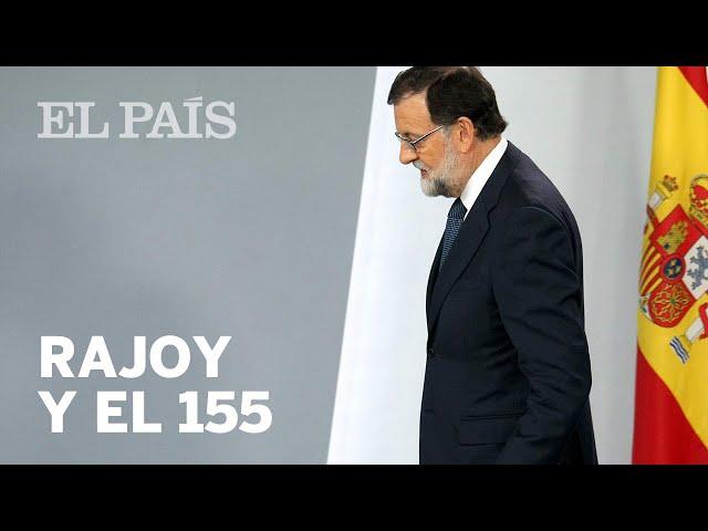 西班牙總理給8天期限 要加泰隆尼亞正式放棄獨立