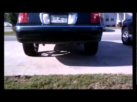 Lincoln Town Car On 24s Videomoviles Com