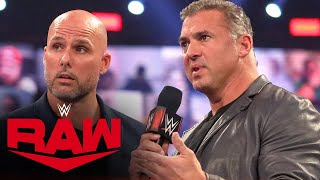 Shane McMahon gives Braun Strowman a title opportunity: Raw, Mar. 1, 2021