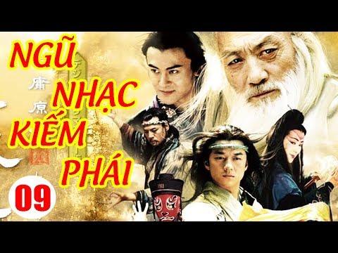 Ngũ Nhạc Kiếm Phái - Tập 9 | Phim Kiếm Hiệp Trung Quốc Hay Nhất - Phim Bộ Thuyết Minh