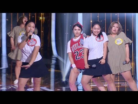 Three divas' performance who want to be duo with SISTAR! 《Fantastic Duo》판타스틱 듀오 EP14
