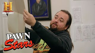 Pawn Stars: Chum's Big Profit on Thrifter Items (Season 16) | History