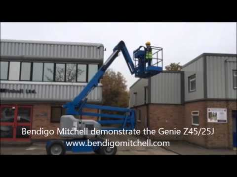 Genie Z45/25 demonstration