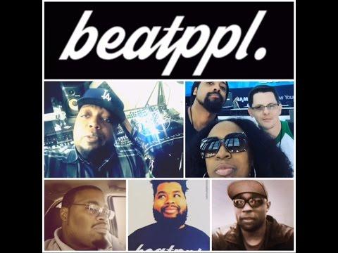 BeatPPL Episode 5 - iOS apps & Drum Machines