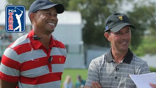 Tiger Woods vs. Mike Weir: Presidents Cup Trivia