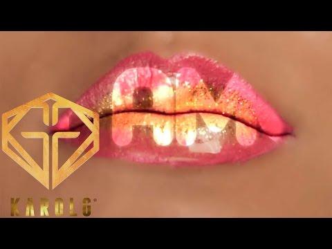 Karol G - Ricos Besos -  | Video Lyrics | Dancehall Nuevo 2014