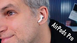AirPods Pro - Presque Parfaits ... à 3 détails près