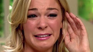 The Real Reason You Don't Hear From LeAnn Rimes Anymore
