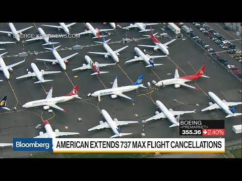 American, United Airlines Push Boeing Max Return to at Least December
