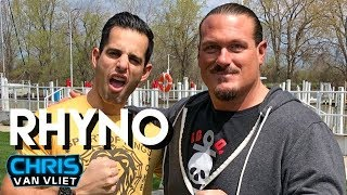 Rhyno Says He Turned Down Big Money Offer From WWE