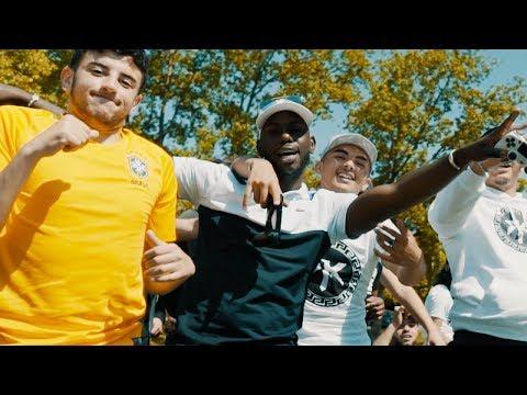 Yaro feat. RK - Dans la zone (Clip Officiel)
