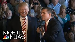 Judge Delays Flynn Sentencing To Allow Further Co-Op With Federal Investigators | NBC Nightly News