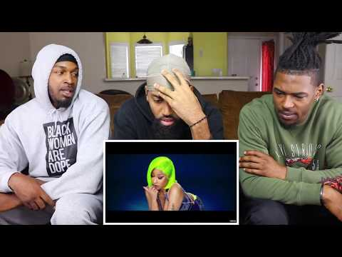 Nicki Minaj - Barbie Dreams [REACTION]