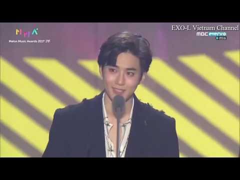 [171202] Melon Music Awards EXO Full Cut (Amazing Fanchant!!!)