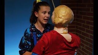 STRANGER THINGS Blooper Reel (2019) Netflix Horror
