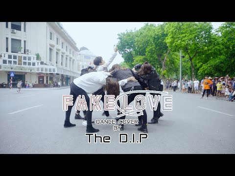 [KPOP IN PUBLIC CHALLENGE] FAKE LOVE - BTS (방탄소년단) Dance Cover By The D.I.P