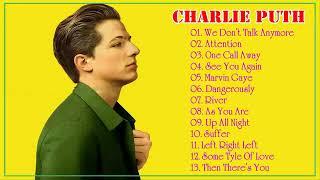 찰리 푸스 Best Songs