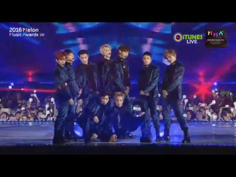 'MONSTER' EXO - MELON MUSIC AWARDS 2016