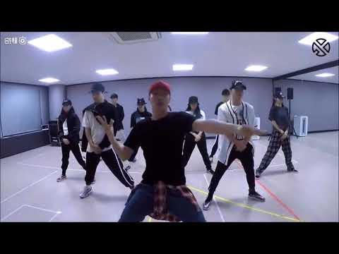 LAY - SHEEP [Mirror Dance Practice] 张艺兴  레이