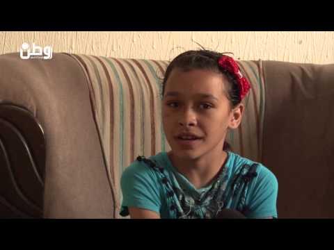 """غزة: الطفلة ريماس.. """"رحل أبناؤها إلى الجنة"""" وشوهت القذائف وجه شقيقتها داليا"""
