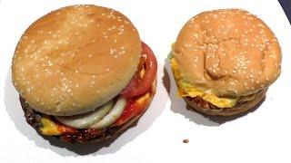 BK! Burger King - Whopper & Crispy Chicken