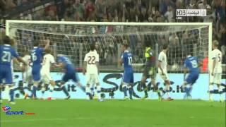 أهداف مباراة إيطاليا 2-1 التشيك تصفيات كأس العالم أوروبا 2014 (2013/9/10) تعليق رؤوف خليف {HD}