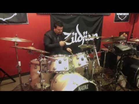 Latin / Rock Type Groove