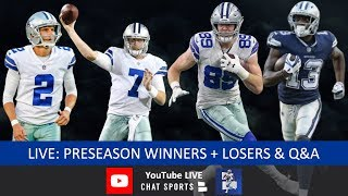 Dallas Cowboys Report With Tom Downey (August 11th)