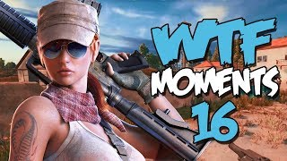 WHEN PUBG GETS TOO HOT - PUBG WTF Funny Moments Ep. 16