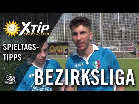 XTiP Spieltagstipp mit Florian Schröder und Pawel Leyk (beide Club Italia) - 23. Spieltag, Bezirksliga, Staffel 1 | SPREEKICK.TV