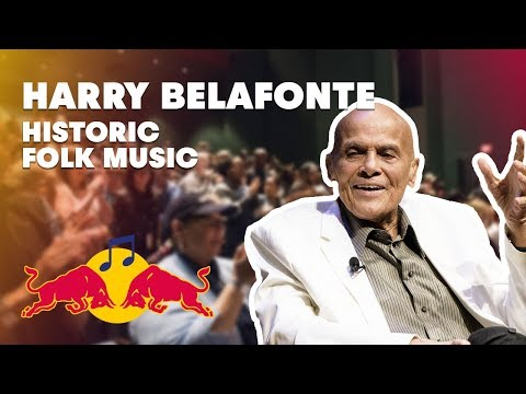 Harry Belafonte on Art and Activism | The Sankofa Organization | Red Bull Music Academy