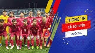 ĐT nữ Việt Nam có mặt tại SVĐ Jeju World Cup, sẵn sàng đối đầu chủ nhà Hàn Quốc